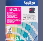 Картридж BROTHER LC565XL M